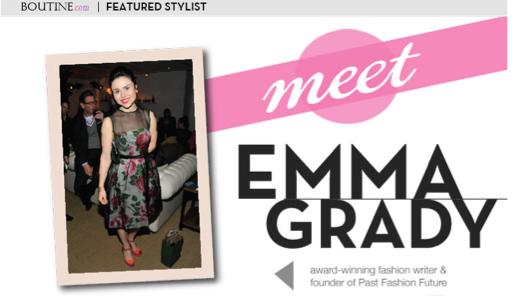 featured stylist emma grady
